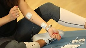 n-tv Ratgeber: Schwitzen unter Strom: EMS-Training im Test