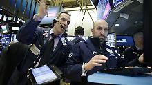 Geht wieder ein bisschen was?: Zinsanstieg verliert Schrecken für Anleger