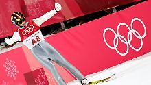 Tournee-Dominator Stoch siegt: Wellinger fliegt knapp an Doppel-Gold vorbei