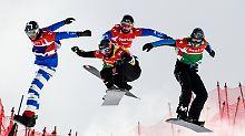 Olympia-Sport mit irrem Risiko: Snowboardcrosser warnen vor Todesgefahr