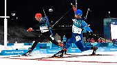 Gold dramatisch verloren und einmal Silber trotz drei Deutscher unter den besten Fünf - dieses Ergebnis dürfte den Skijägern auch ein wenig bitter geschmeckt haben.