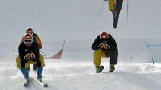 Lebensgefahr bei Olympia: Skicross-Fahrer wenden sich mit dramatischem Appell ans IOC