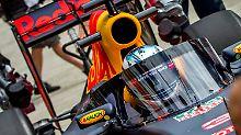 Der Sport-Tag: Red Bull präsentiert: So hässlich ist der neue F1-Cockpitschutz