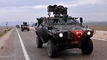Hilfe für Kurden gegen Türkei: Assad schickt Truppen nach Afrin
