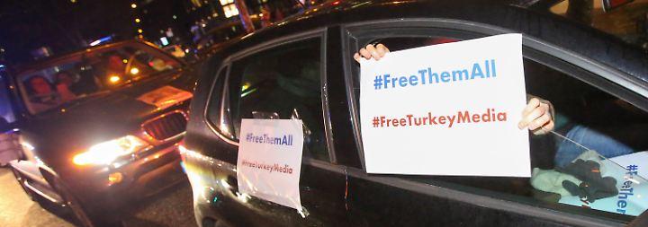 Opfer der türkischen Justiz: Neben Yücel sind noch andere Deutsche betroffen