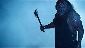 Kane Hodder spielt Victor Crowley.