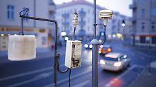 Dreckige Luft vor Dieselurteil: 35 Städte melden zu hohe Stickoxidbelastung