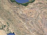 Am Berg zerschellt: Wo ist das iranische Passagierflugzeug?