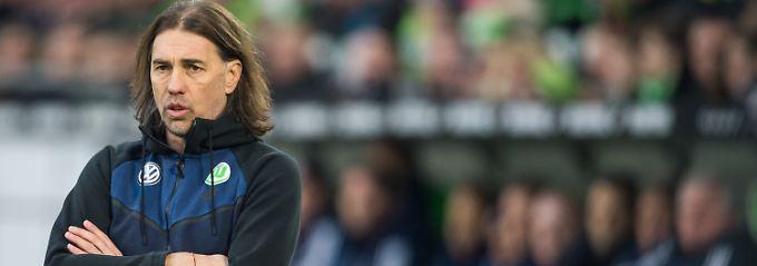 Martin Schmidt ist nicht mehr Trainer des Fußball-Bundesligisten VfL Wolfsburg.