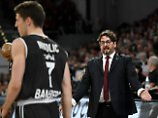 Der Sport-Tag: Basketball-Meister Bamberg und Trinchieri trennen sich