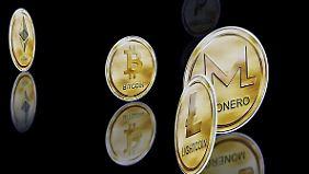 Einzigartig, aber nicht unfehlbar: Hinter Kryptowährungen verbirgt sich viel technische Raffinesse