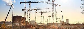 Neue Zahlen eine Enttäuschung: Warum der Wohnungsbau nicht vorankommt