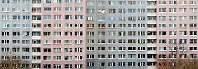 """Finanzschwache """"stehen im Regen"""": Zahl der Sozialwohnungen ist stark gesunken"""