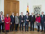 Gewalt in der Niederlausitz: Steinmeier will Brennpunkt Cottbus besuchen