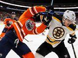 Der Sport-Tag: 08:30 Draisaitls Oilers verspielen fahrlässig den Sieg