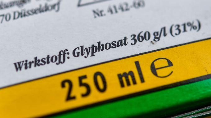 Anti-Glyphosat-Kampagnen würden davon leben, komplexe Sachverhalte unterkomplex darzustellen, meint Hensel.