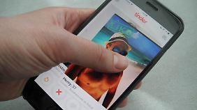 Datenfalle Dating-App: Anbieter geben intime Details an Werbefirmen weiter