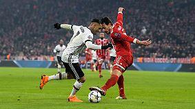 """Marc Gabel zum Münchner CL-5:0: """"Die Bayern müssen sich gewaltig steigern"""""""