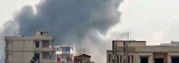 USA beschuldigen Russland: Assad geht in Ost-Ghuta brutal gegen Bevölkerung vor