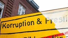 Platzverlust in Weltrangliste: Deutschland verschläft Korruptionskampf