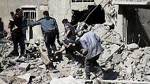 "Blutige Eskalation in Ost-Ghuta: Assad bereitet neues ""Massaker"" vor"