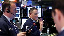 Wie schnell steigen die Zinsen?: Fed-Signale verunsichern die US-Börsen