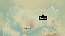 Boko-Haram-Angriff in Nigeria: Entführung von 111 Mädchen befürchtet