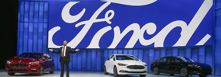 """""""Unangemessenes Verhalten"""": Ford feuert Top-Manager"""