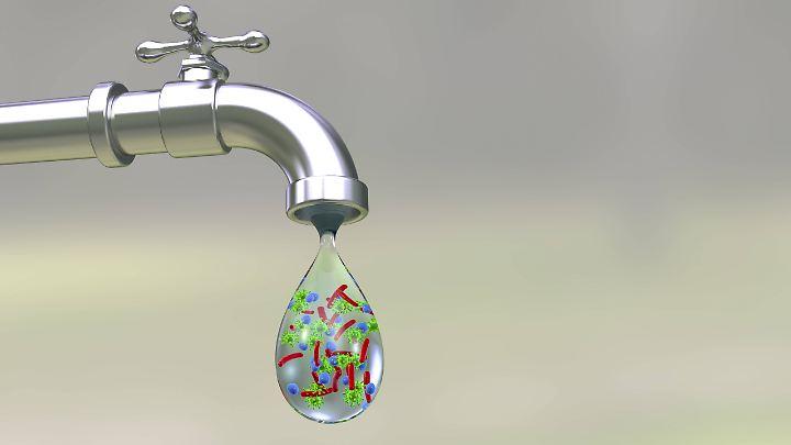 Frage & Antwort, Nr. 522: Kann Wasser Schlecht Werden?