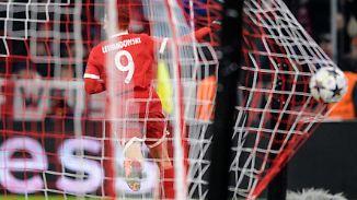 Fünf Fakten vor dem 24. Spieltag: Lewandowski will Heynckes historisch beerben
