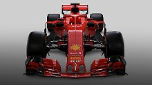 Silberne Diva vs rote Göttin: Formel-1-Giganten enthüllen neue Boliden
