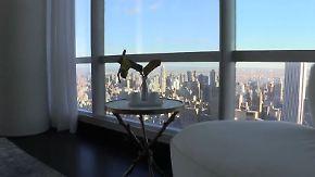 Penthouse für 100 Millionen Dollar: Dell-Gründer residiert in New Yorks teuerster Wohnung
