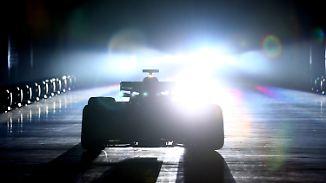 Heiligenschein für Vettel & Co.: Ferrari und Mercedes enthüllen neue F1-Boliden