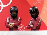 Neuer Dopingfall bei Olympia: Auch russische Bobpilotin positiv getestet