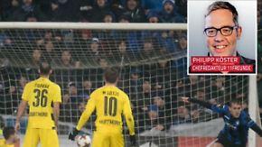 """Philipp Köster zum 24. Spieltag: """"Stöger hat BVB spielerisch nicht besser gemacht"""""""