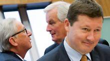 """Mächtigster Deutscher in Brüssel: Junckers """"Monster"""" bleibt"""