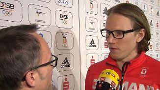 """Eishockey-Star Ehrhoff zum Olympia-Erfolg: """"Wollen unsere Cinderella-Story krönen"""""""