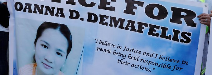 Nach Interpol-Fahndung: Mörder-Paar eines Dienstmädchen gefasst