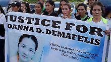 Nach Interpol-Fahndung: Mörder-Paar von Dienstmädchen gefasst