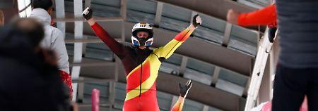 Doppel-Triumph für Deutschland: Friedrich gewinnt Gold im Viererbob