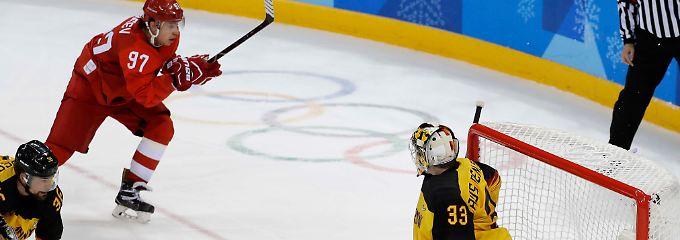 Breaking News: Olympia: Deutschland verpasst Eishockey-Gold nach Finaldrama