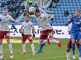 Bochum spielt besser als Tabellenführer Nürnberg - muss sich aber mit einer Nullnummer begnügen.