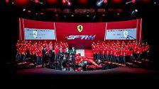 Der neue SF71H soll es für Ferrari richten - und im Idealfall den Weltmeistertitel bringen. Denn ...