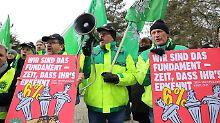 Beschäftigte der Kommunen: Warnstreik-Welle steht bevor