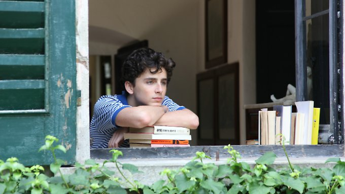 """Elio erlebt in """"Call Me By Your Name"""" die erste große Liebe."""