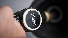 Dicke Luft um den Diesel: Kommen jetzt Fahrverbote?