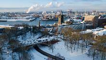 Stadt handelt nach Diesel-Urteil: Erste Fahrverbote kommen in Hamburg