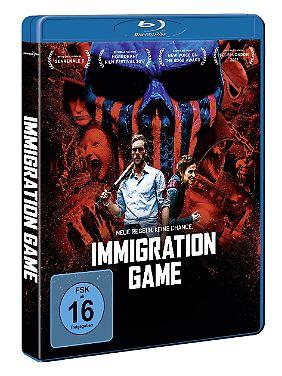 """Immigration Game"" erscheint am 9. März bei Universum."