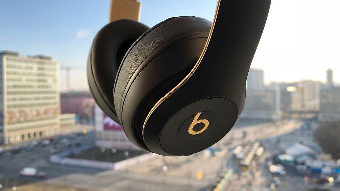 Der Beats Studio 3 Wireless mag keine Temperaturen unter dem Gefrierpunkt.