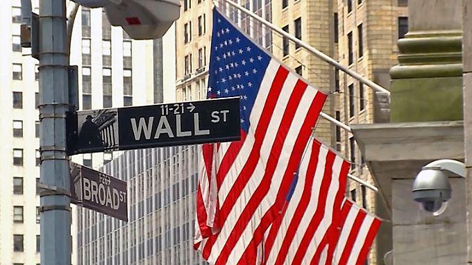 """Strafzölle auf Stahl und Aluminium: Trumps """"America First"""" gefällt der Wall Street überhaupt nicht"""